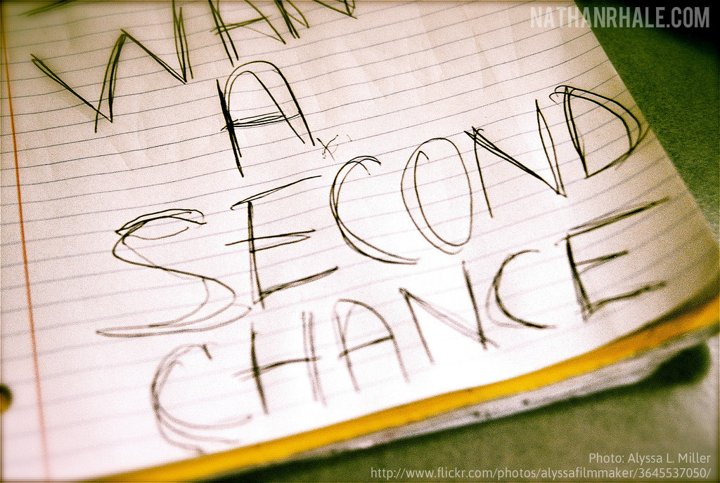 second chance - alyssa l
